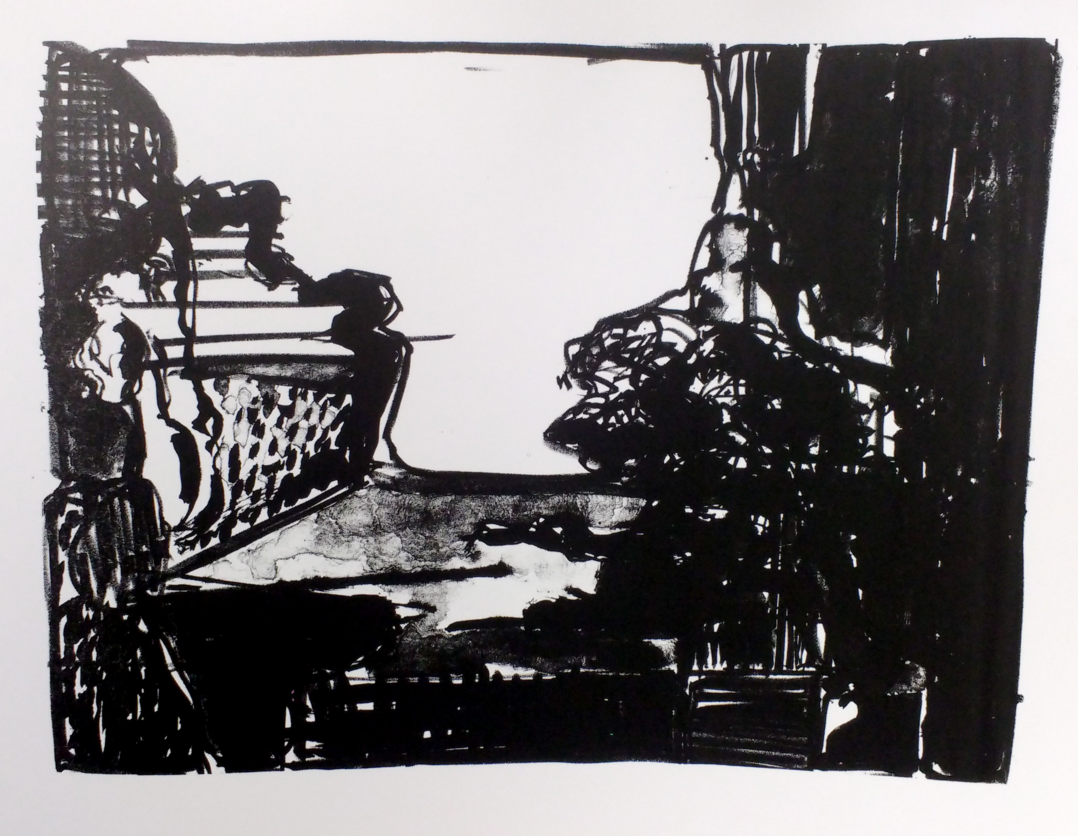 Untitled Litho 2, Lithograph