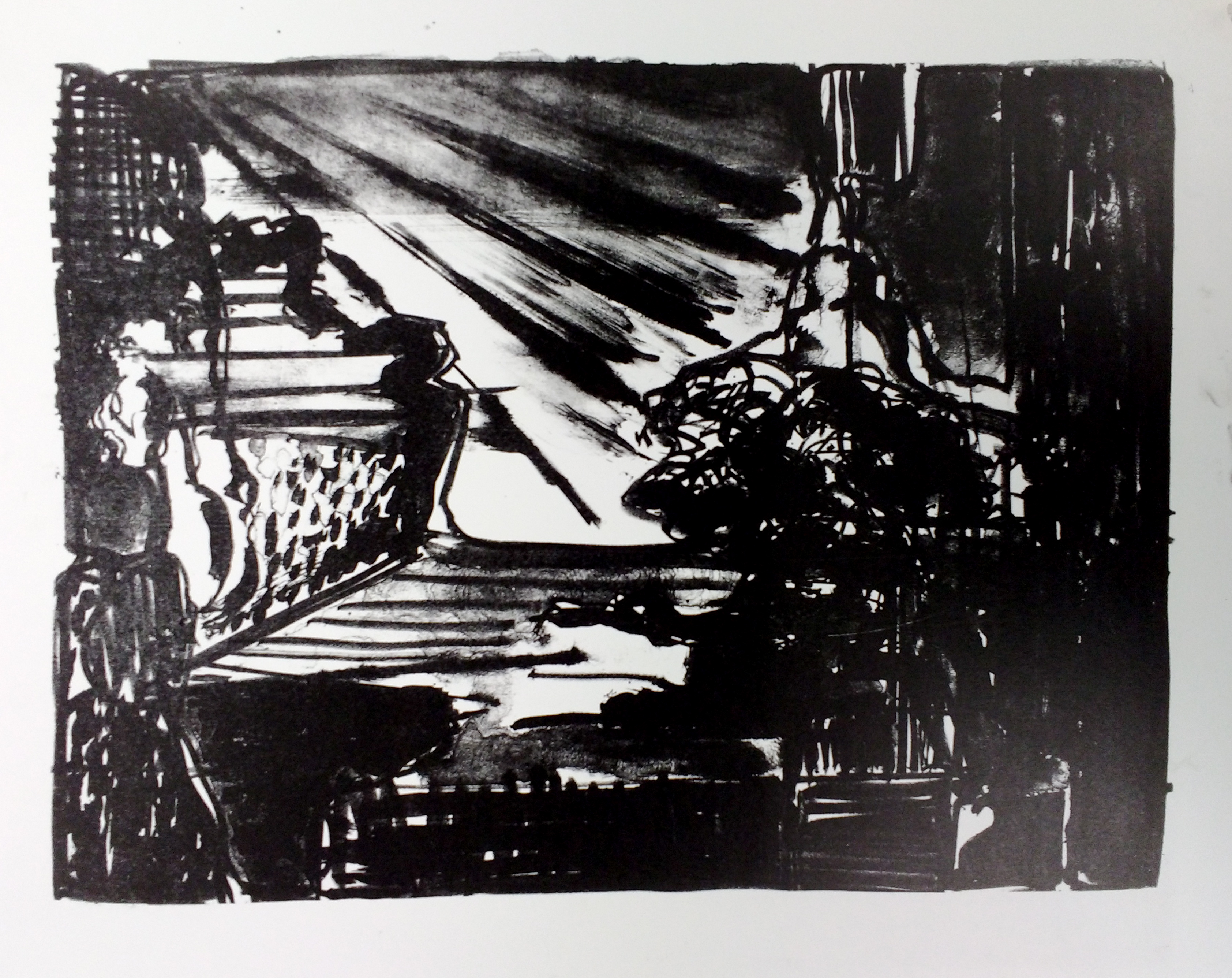 Untitled Litho 1, Lithograph