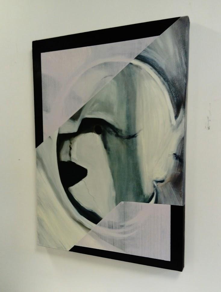 Slider 3, Oil on canvas