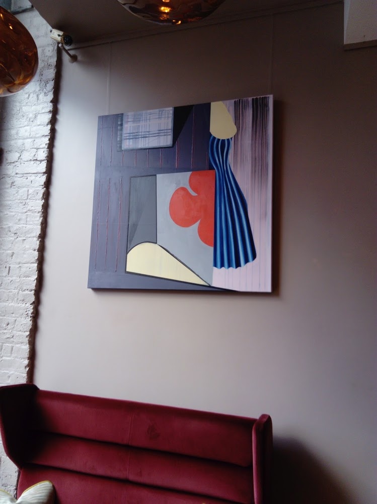 Room (Outsider), Shown in the Zetter Hotel, Clerkenwell, 2018