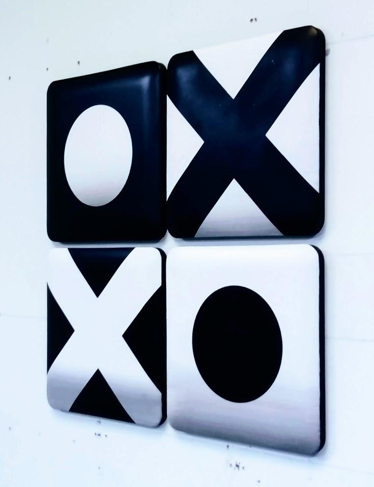 XOOX OXXO 51 x 51 x 3 cm